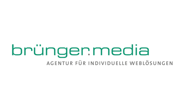 Logo BruengerMedia